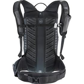 EVOC FR Lite Race Protector Backpack 10l, carbon grey/black